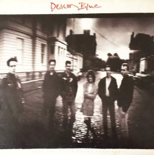 Deacon Blue ‎- When The World Knows Your Name (LP) (VG/VG)
